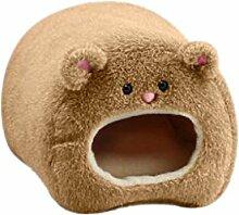 Plüsch Hängematte Für Ratten Hamster Frettchen Kaninchen Warm Bett Hängen, Tragen Spielzeug Haus