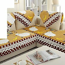 Plüsch-sofa-matte/European Style Sofa Sets/Sofa-handtuch/Sofabezug/Einfache Moderne Sofa Handtuch/Winter-sofa-matte-I 110x160cm(43x63inch)