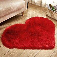 Plüsch teppich flauschige teppiche rutschfeste