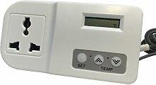 Plugin-Thermostat Elektrische digitale