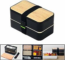 PluieSoleil Bento Box Lunchbox Brotdose Erwachsene