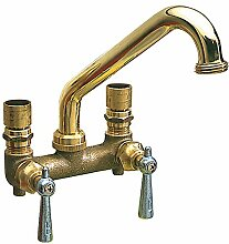 plumbcraft Zwei Griff Standard Utility Wasserhahn,