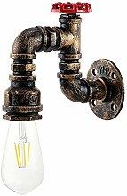 PLUS PO Wandleuchte Industrial Wandlampe Kleine