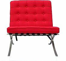 Plushdeco Barcelona Stühle-Lounge Stuhl