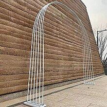 PLUY Garden Arch, Metallbogen Hochzeit, Rankgitter