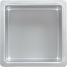 PME SQR103 Quadratische Backform aus eloxiertem