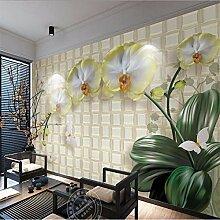 Pmhhc 3D-Tapete für Wohnzimmer, Schlafzimmer,