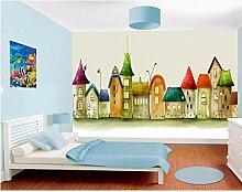 Pmhhc Benutzerdefinierte Kinder Tapete Castle