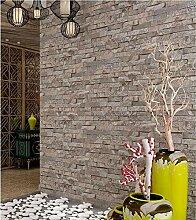 Pmhhc Retro Brick Antique Tapete Brick Wallpaper