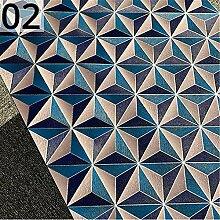Pmrioe Modernes Design Geometrische Tapete Für