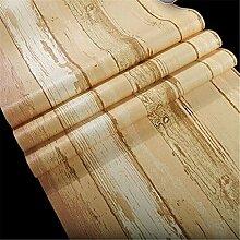 Pmrioe Retro Holzbrett Holzmaserung Tapete Für