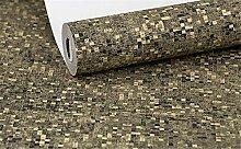 Pmrioe Tapete Für Wände 3D Mosaic Sticker Tapete