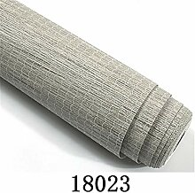 Pmrioe Vintage 3D Stroh Flachs Texturierte Tapete