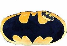 PMS Plüschkissen mit Batman-Logo, 45 cm