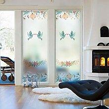 PMZZPLVDS Fensterfolie Fensterglasaufkleber
