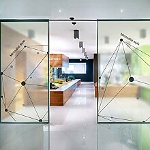 PMZZPLVDS Fensterfolie Glas Sonnenschutzfolie