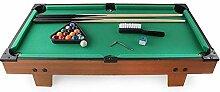 PN-Braes Mini-Billard Mini-Pool-Billardtisch Tisch