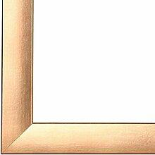PN35 Bilderrahmen 20x20 cm in Kupfer mit