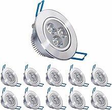 POCKETMAN 3W LED-Deckenleuchte