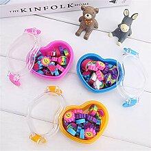 PoeHXtyy Mixed Rainbow Series Eraser Kreative