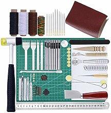PoeticHouse DIY Leder Werkzeuge handgefertigte