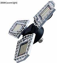 poetryer LED Garagenleuchten 60W Lumen Sicherheits