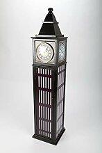 point home Design-Schrank Big Ben mit Uhr, Retro,