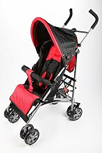 point-kids Kinderwagen Buggy F1 schwarz/ro