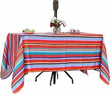 Poise3EHome Outdoor-Tischdecke rechteckig mit