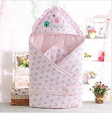 POIUYT Babydecke Baumwolle Schlafsack Für