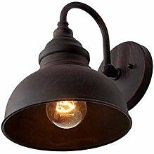 PoJu American Vintage Garten Outdoor Lampe