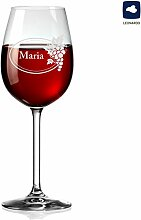 polar-effekt Leonardo Weinglas Personalisiert mit