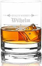 polar-effekt Whiskyglas Personalisiert 320 ml