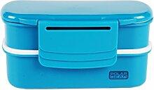 Polar Gear Bento Lunchbox mit Ice Pack 1,1l