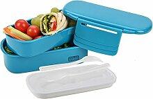 Polar Gear Novo Bento Lunchbox mit Kühltasche,