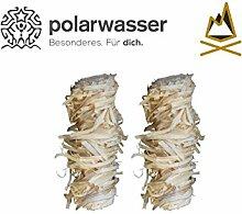 Polarwasser - 5kg Bio Anzünder Holzwolle