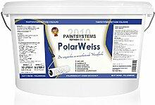 Polarweiss Innenfarbe Wandfarbe Super Weiss 10L