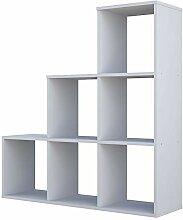 Polini Home Treppenregal Stufenregal Raumteiler