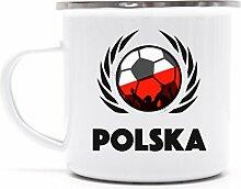 Polska Poland Soccer Fussball WM Fanfest