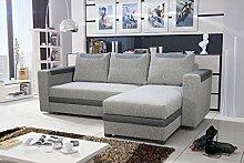 Polster Sofa »INARI« Elegant, Sofa inkl. Schlaffunktion