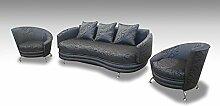 Polster Sofa »LAFEE« Elegante Wohnlandschaft inkl. Schlaffunktion