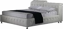 Polsterbett Bett Doppelbett Bettgestell Testönd