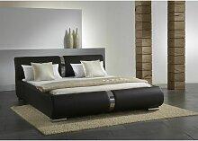 Polsterbett Bett Doppelbett DAKAR Komplettset