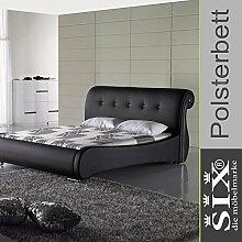 Polsterbett Doppelbett Lederbett Palazzo | Bett