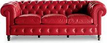 Poltrona Frau CHESTER Sofa, 3-Sitzer