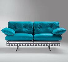 Poltrona Frau OUVERTURE Sofa, 2-Sitzer