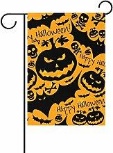 Polyester-jstel Home Fledermaus Halloween Skull