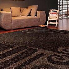 Polypropylen Twist Wohnzimmer Couchtisch Sofa Teppich Matten Schlafzimmer Nachttischdecke Fühlen Sie sich bequem 150 * 230cm ( farbe : A5 , größe : 150*230cm )
