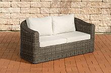 Polyrattan 2er Sofa