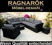PolyRattan Lounge DEUTSCHE Marke - EIGNENE